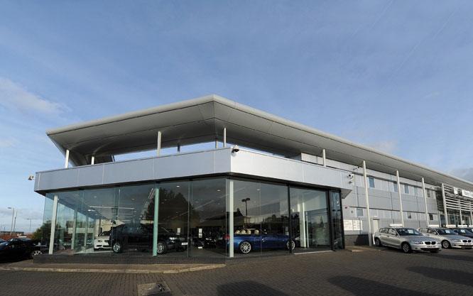 BMW Centre Locator